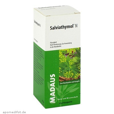 SALVIATHYMOL N 50 ml, Meda Pharma GmbH & Co. KG