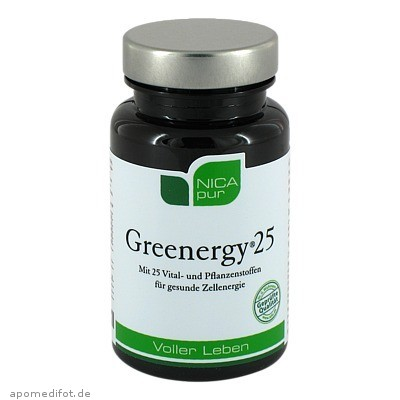 NICApur Greenergy 25 60 St., Nicapur Supplements GmbH & Co. KG