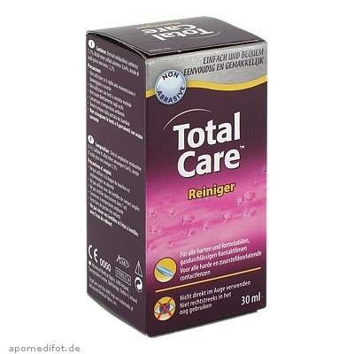 TOTALCARE REINIGER 30 ml, Amo Germany GmbH