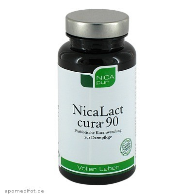 NICApur Nicalact Cura 90 90 St., Nicapur Supplements GmbH & Co. KG