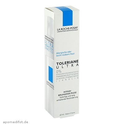 Roche-Posay Toleriane Ultra 40 ml, Cosmetique Active Deutschland GmbH